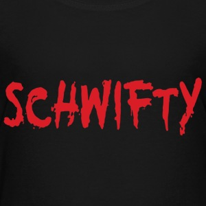Schwifty - Kids' Premium T-Shirt