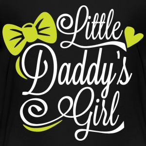 Funny Father Daughter T-Shirts - Kids' Premium T-Shirt
