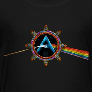 Dark Side of the Pyramids - Kids' Premium T-Shirt