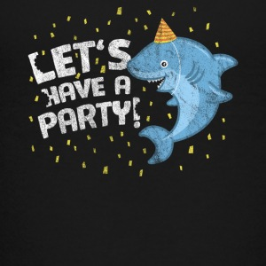 Birthday Buddy Friend Boy Girl Shark Have A Party - Kids' Premium T-Shirt