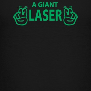 Giant Laser - Kids' Premium T-Shirt