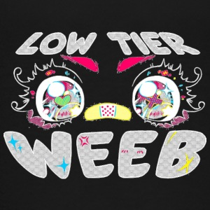 Low Tier Weeb - Kids' Premium T-Shirt