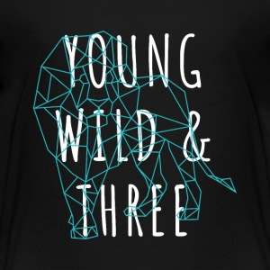 Young Wild & Three | 3yo Lion Constellation