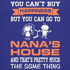 You can't buy happiness but you can go to nana's - Kids' Premium T-Shirt