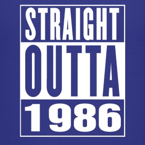 Straight Outa 1986 - Kids' Premium T-Shirt