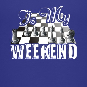 This Is My Weekend Chess Tshirt - Kids' Premium T-Shirt