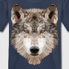 Gray Wolf - Kids' Premium T-Shirt