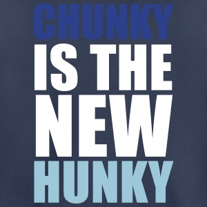 Chunky Is The New Hunky - Kids' Premium T-Shirt