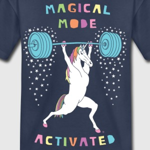 Magical Mode Unicorn - Kids' Premium T-Shirt