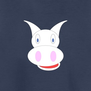 Cartoon Cow - Kids' Premium T-Shirt