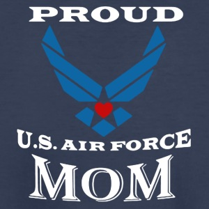 Air Force Mom Tee Shirts - Kids' Premium T-Shirt