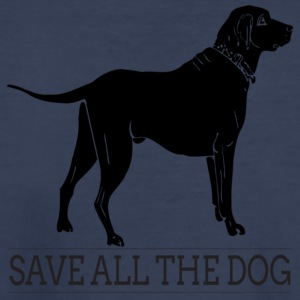 save all the dog - Kids' Premium T-Shirt