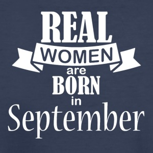 Real women are born in September - Kids' Premium T-Shirt