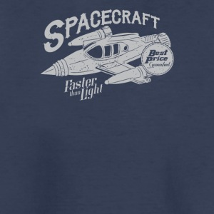 Spacecraft faster than light - Kids' Premium T-Shirt