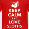 Sloth - Kids' Premium T-Shirt