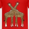 two Giraffes - Kids' Premium T-Shirt