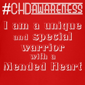 CHD Awareness - Kids' Premium T-Shirt