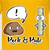 rock and rule - Kids' Premium T-Shirt