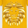 Golden Lion No Background - Kids' Premium T-Shirt