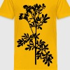 Common rue (silhouette) - Kids' Premium T-Shirt