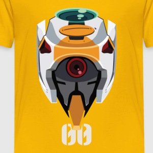 EVA 00 Head - Kids' Premium T-Shirt
