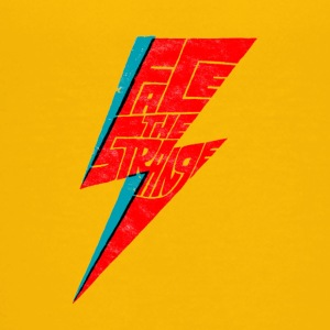 bowie face the strange - Kids' Premium T-Shirt