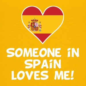 Someone In Spain Loves Me - Kids' Premium T-Shirt