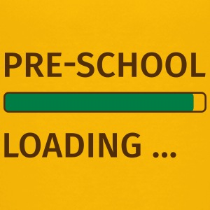 Pre School loading - Kids' Premium T-Shirt