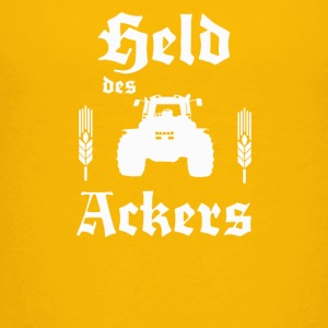 Held des Ackers Trecker - Kids' Premium T-Shirt