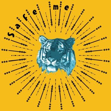 Slogan On Save Lion
