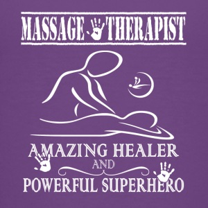Massage Therapist Tee Shirt - Kids' Premium T-Shirt