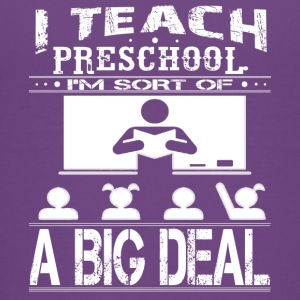 I Teach Preschool Teacher Shirts - Kids' Premium T-Shirt