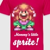 Secret of Mana - Sprite/Popoi laughing - Kids' Premium T-Shirt