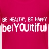 BE HEALTHY, BE HAPPY, BE-YOU-TIFUL - Kids' Premium T-Shirt