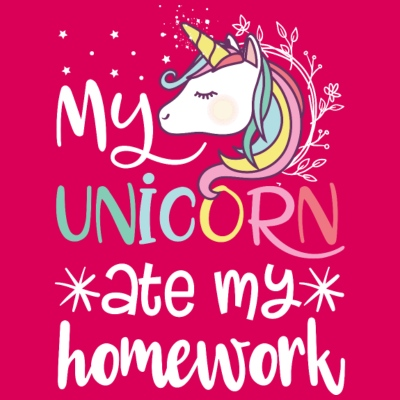 My Unicorn Ate My Homework