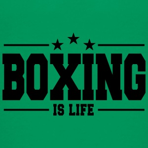 boxing is life 1 - Kids' Premium T-Shirt