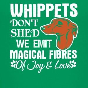 Whippets Hair Don't Shed Tee Shirt - Kids' Premium T-Shirt