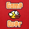 Flappy Bird Game Over - Tote Bag