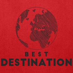 Best destination - Tote Bag