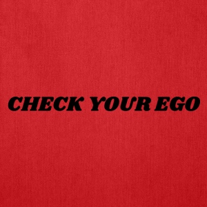 Check Your Ego 2 - Tote Bag