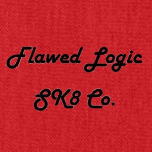 Flawed Logic SK8 Co. - Tote Bag