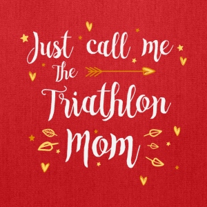 Just Call Me The Sports Triathlon Mom funny gift - Tote Bag