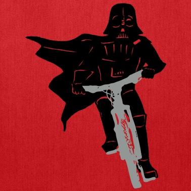Darth Vader - Chad Vader - Riding A Bike Tote Bag  ee051cab4