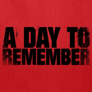 a day to remember - Tote Bag