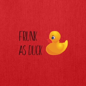 Frunk as Duck - Tote Bag
