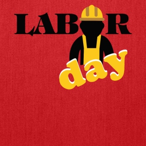 labor day shirt, Happy labor day shirt - Tote Bag