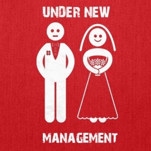 Married and Under New Management Gift - Tote Bag