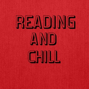 Reading Chill - Tote Bag
