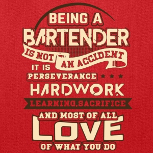 Bartender Shirt - Tote Bag