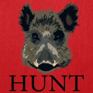 Hog Hunt - Tote Bag